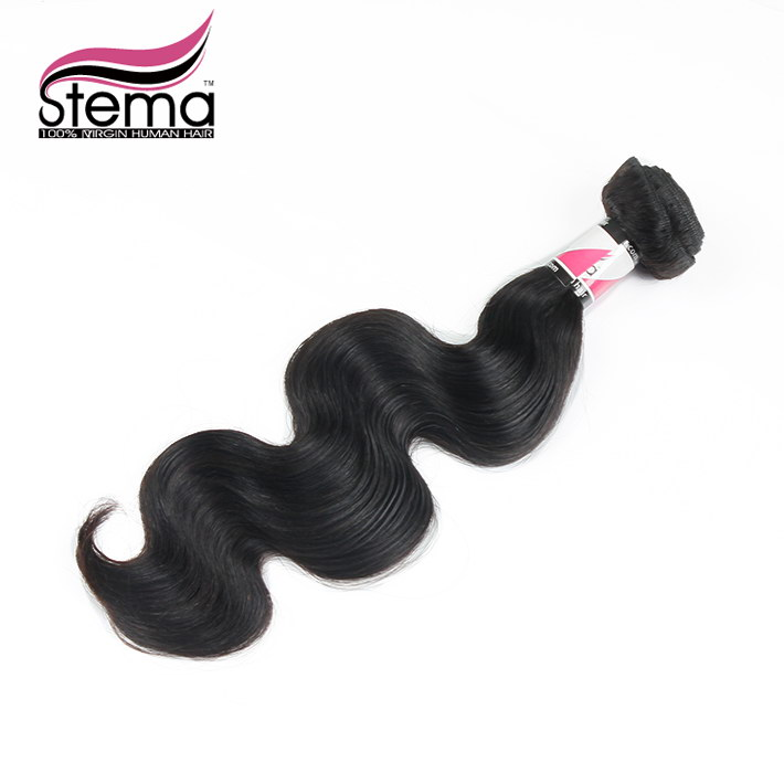 virgin malaysian remy virgin human hair  100 virgin hair body wave 1pc sample order Free Shipping Could be dyed or bleached<br><br>Aliexpress