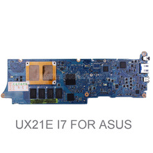 New UX21E 60-N93MB2A00-C03 for Asus laptop motherboard mainboard I7 CPU free shipping(China (Mainland))