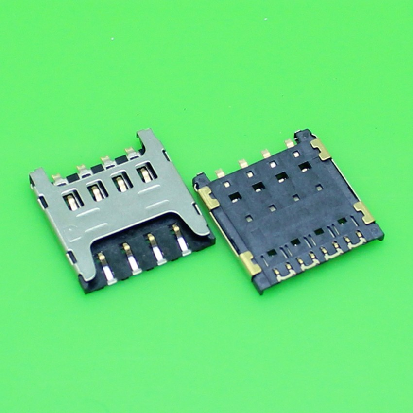 New for Xiaomi Redmi Note 2 SIM Card Reader Holder Connector Slot Flex Cable Replacement Spare Parts