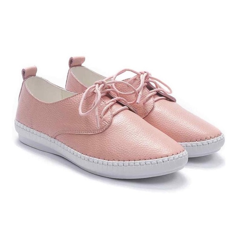 Hot Fashion Genuine Leather Lace-up Loafers Women Flats Ladies Channel Shoes Woman Chaussure Femme Zapatos Mujer Sapato Feminino<br><br>Aliexpress