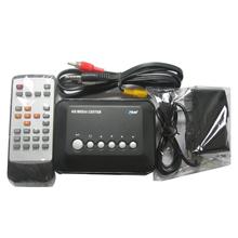 30pcs/lot TV HD Media Player 720P Multi Media Video Player SD USB MKV RM RMVB AVI MPEG4 Center Remote Control _DHL(China (Mainland))