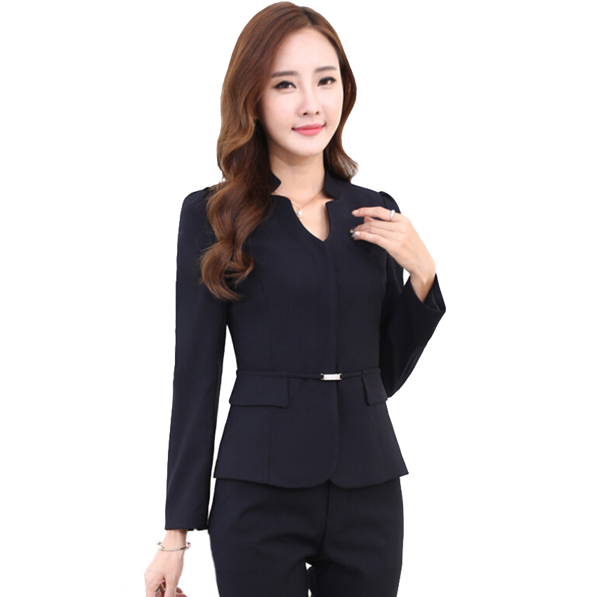 2013 spring formal work wear women fashion ol suit slim