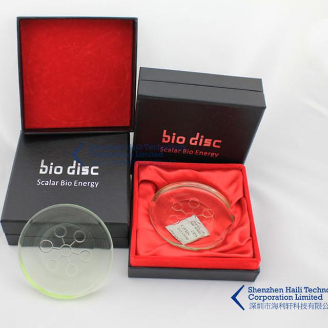 Здравоохранение! био Диск 2 Подлинные скалярных био-энергия Квантовой Науки кулон ...