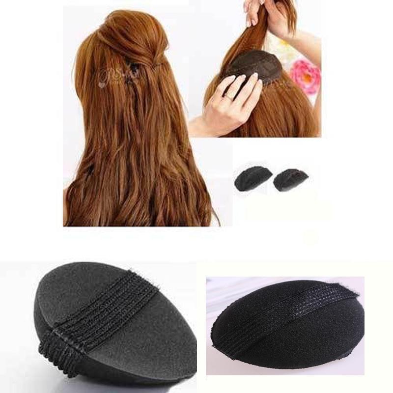 Как сделать шиньон для волос