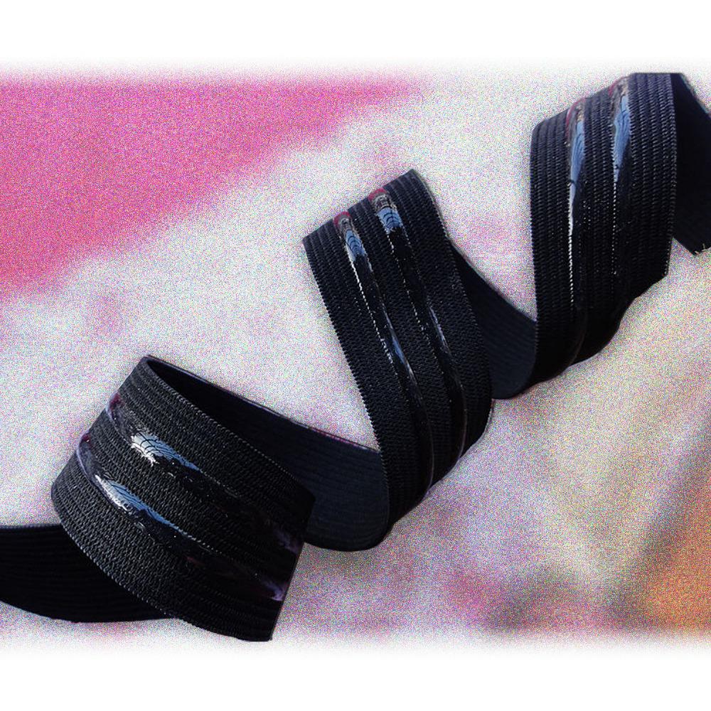 Aliexpress Com Buy 2cm Elastic Silicone Gripper Webbing