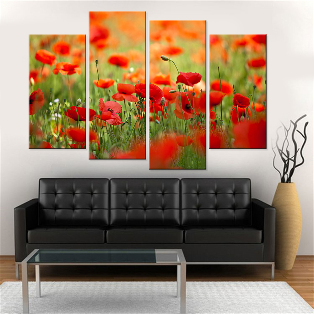 Online Get Cheap Red Poppy Art Work -Aliexpress.com  Alibaba Group