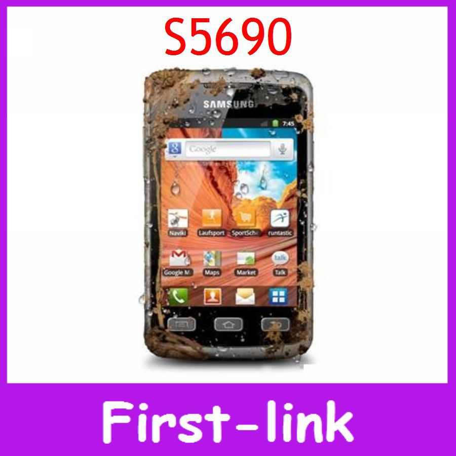 Мобильный телефон Samsung S5690 Galaxy Xcover Android GPS WIFI 3.15MP 3,65
