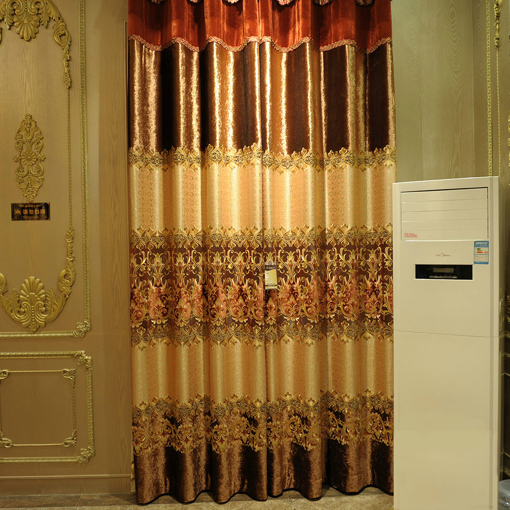 Wine themed curtains