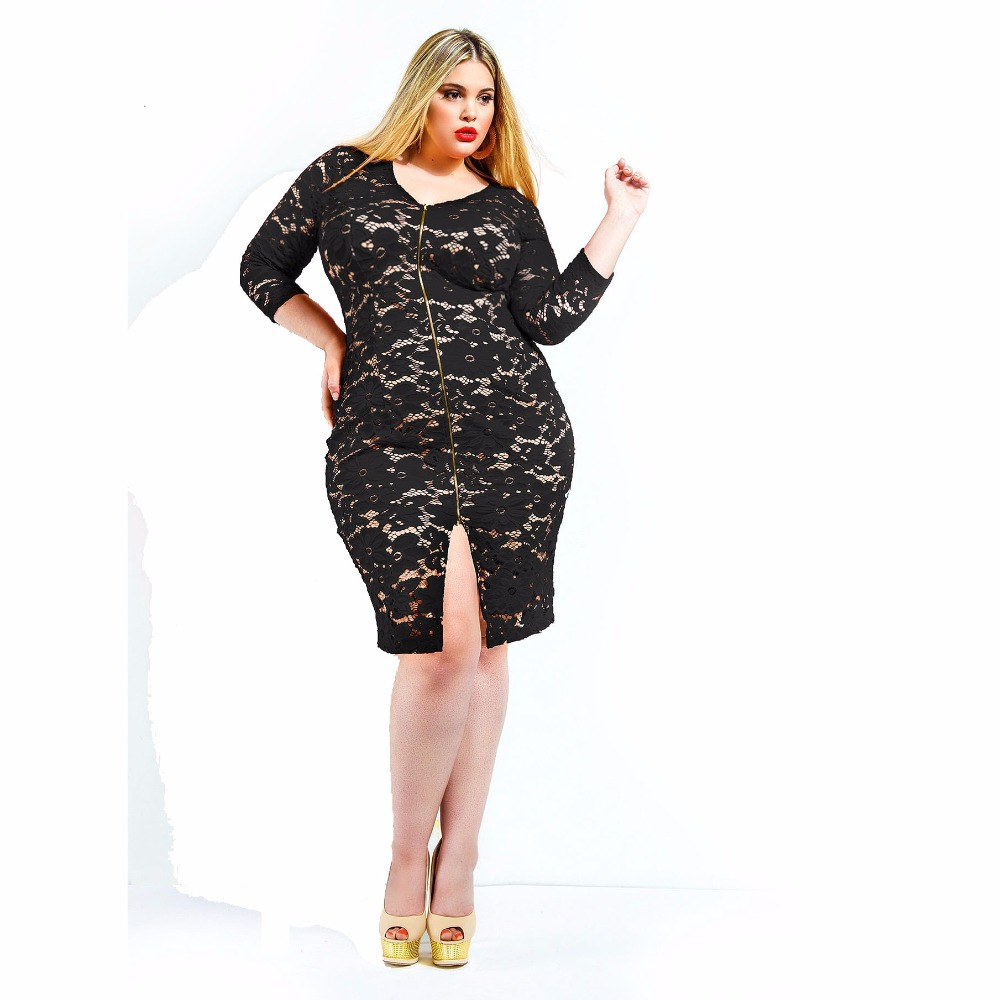sorts of plus size dresses