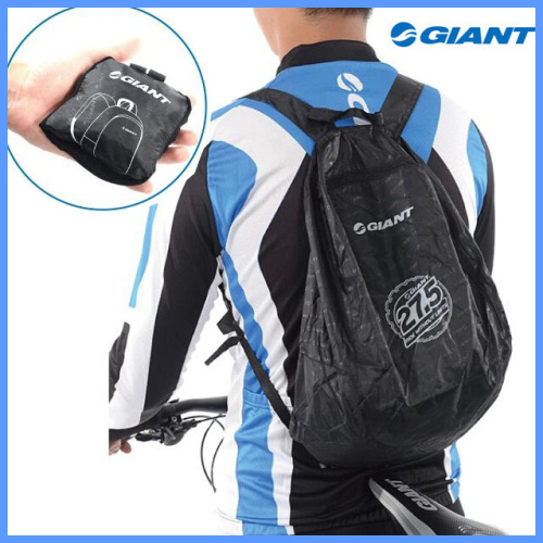 Giant Bicycle Backpack Bike rucksacks Road cycling bag Knapsack Riding Sports folding mini pocket size Super light free shippig(China (Mainland))