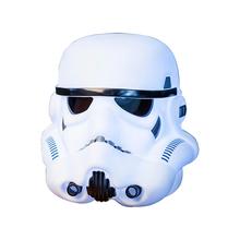 A Star Wars Geek White Pawn Night Light Children's LED Toys Sleep Nightlight(China (Mainland))