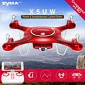 Professional Syma X5UW RC Drone Quadcopter With HD Camera Wifi FPV Real time Transmission Drone SmartPhone
