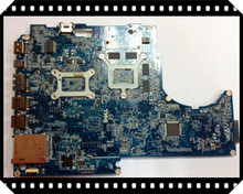 for Dell XPS 15Z L511Z laptop motherboard DASS8BMBAE1 Non-integrated with N12P-GE-A1 I7-2640M(China (Mainland))