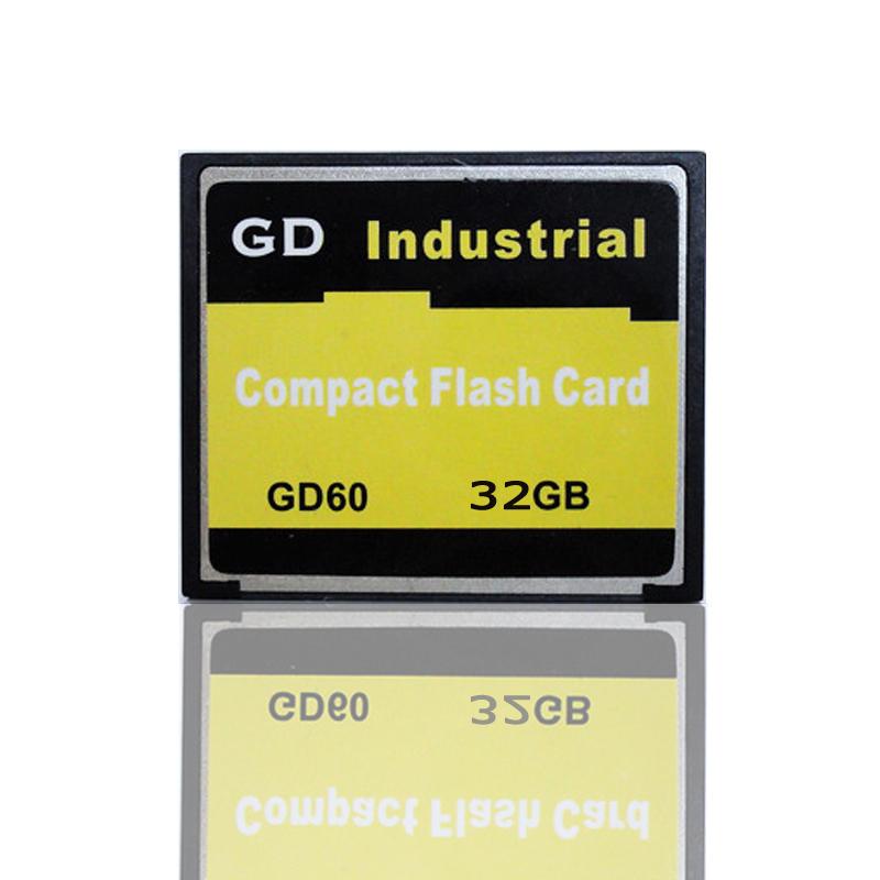 Goldendisk 16GB CF Card Internal Embedded Control Boot Drive SSD 50PIN PATA IDE NAND MLC Flash Original(China (Mainland))