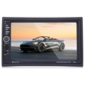 7 inch Touch Screen Car Audio Stereo Auto Multimedia MP5 Player Support Remote Control GPS Navigation