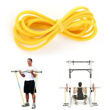 Buy Elastic Crossfit Resistance Latex Loop Band Gym Workout Training Powerlift Fitness for $2.04 in AliExpress store