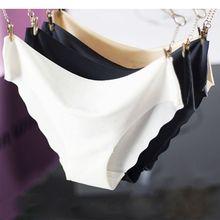 Buy New Ultra-thin Women Seamless Traceless Sexy lingerie Underwear Panties Briefs Women's Panties for $1.20 in AliExpress store