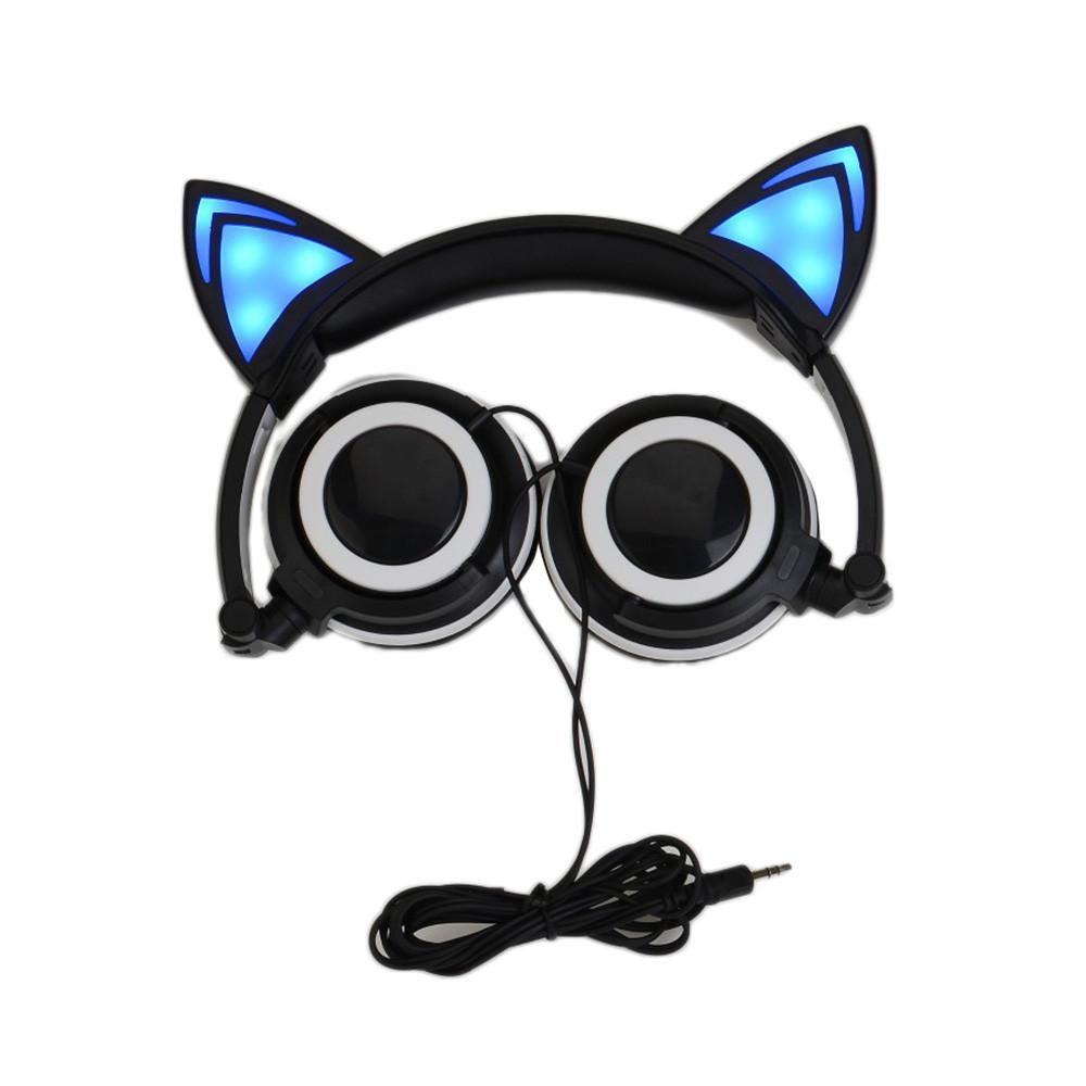 Cat ear headphones bluetooth - wireless bluetooth headphones earbuds waterproof