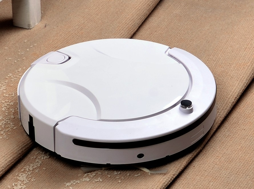 3 in 1 Multifunction Robot Cleaner (Dust Collect, Floor Sweep, Floor Mop) Random Automatic Vacuum Cleaner(China (Mainland))