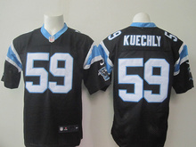2016 elite Men Carolina panthers 1 Cam Newton 59 Luke Kuechly 24 Josh Norman 88 Greg Olsen embroideried Logo, free shipping(China (Mainland))