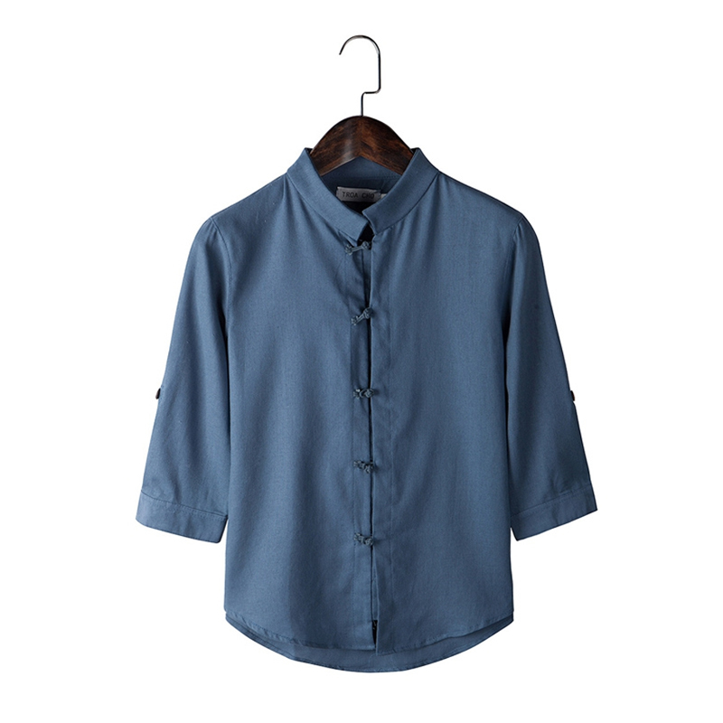 Popular three button collar shirt buy cheap three button for Three button collar shirts