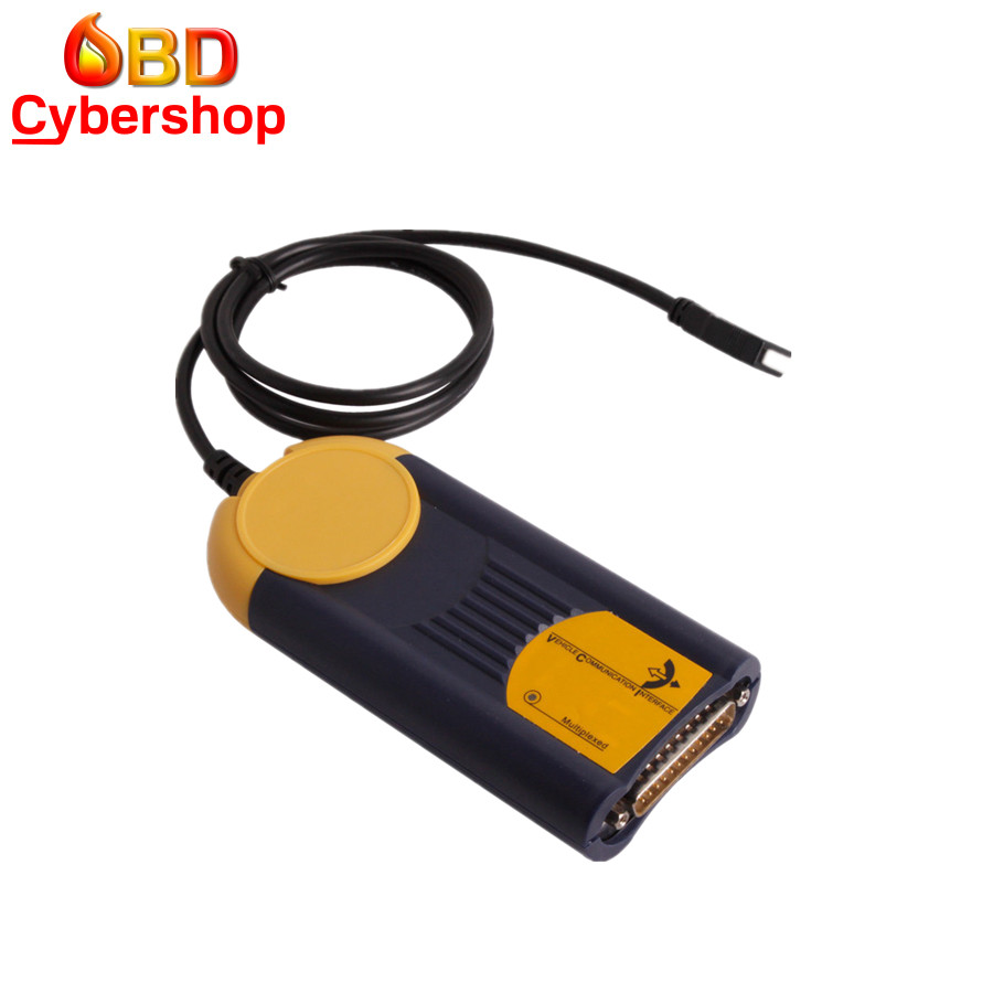 Newest V2011 Multi-Diag Access J2534 Pass-Thru OBD2 Device High quality(China (Mainland))