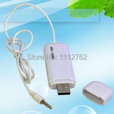 Свободные руки 3.5 мм USB исправлена привет-fi FM радио передатчик автомобильный стерео mp3-плеер B136 UCncq