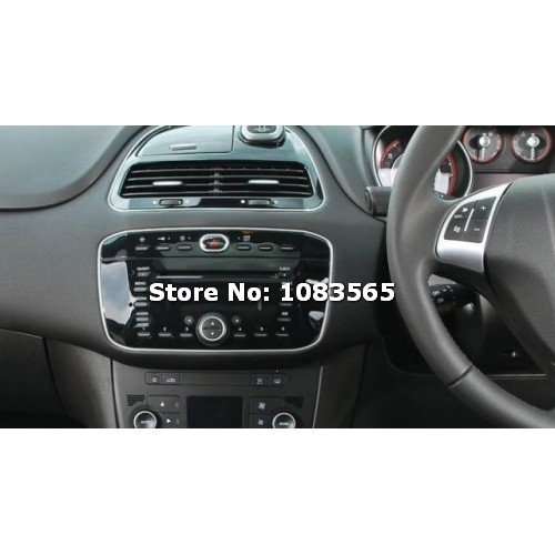 For FIAT Linea 2012 - 2013 Car DVD Player GPS Navigation Stereo Radio 1080P HD Screen Multimedia System(China (Mainland))