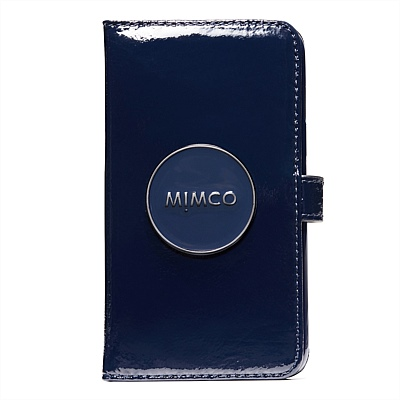 FREE SHIPPING MIMCO MIM POUCH FLIP CASE FOR IPHONE 6PLUS NIGHTSKY COLOR