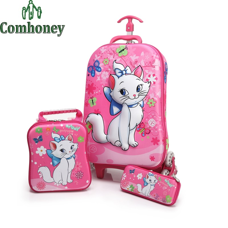 High Quality Cartoon Kids Suitcases Promotion-Shop for High ...