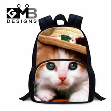 Buy Cat Mini Backpacks Preschool students Cute small kindergarten back pack little girls kids backpacking bag lightweight for $24.49 in AliExpress store