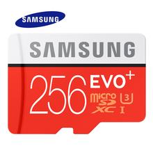Buy SAMSUNG Memory Card Micro SD 256GB 16GB 32GB 64GB 128GB SDHC SDXC Grade EVO+ EVO Class 10 C10 UHS TF Trans Flash Microsd for $8.15 in AliExpress store