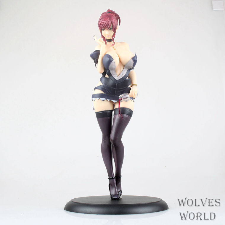 2016new 32cm PVC STARLESS Adult Figure Sexy Figures Sexy Girl Adult Gift Adult Comic(China (Mainland))