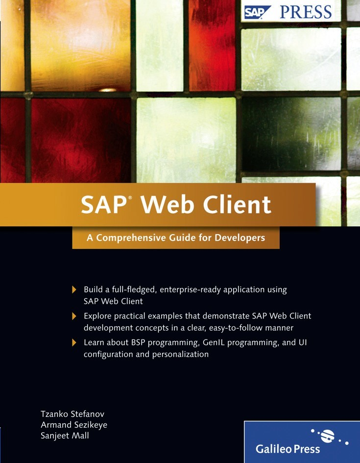 SAP Press SAP Web Client A Comprehensive Guide for Develope(China (Mainland))