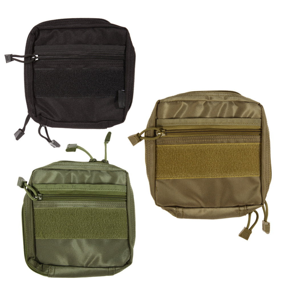 Outdoor Hiking Camping Molle System Medical Military Pouch First Aid Nylon Sling Pouch Bag<br><br>Aliexpress