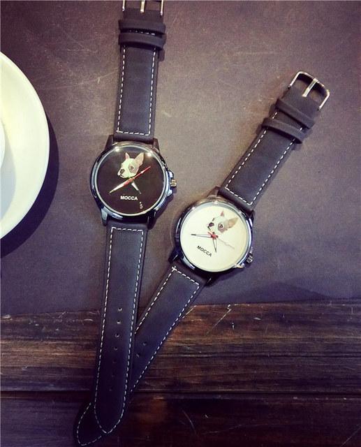 Zegarek damski Pug MOCCA stylowy 2 kolory