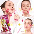 Neck Face Roller Slim Massage Facial Tool Massager Slimming Remove Double Chin