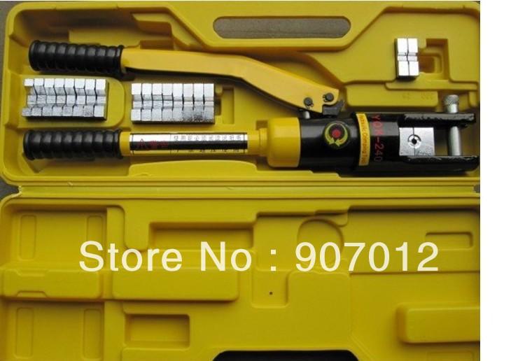 Hydraulic crimping tool YQK-240(China (Mainland))