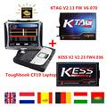 KESS V2 V2 23 FW4 036 K TAG KTAG V2 13 FW6 070 BDM Frame ECU