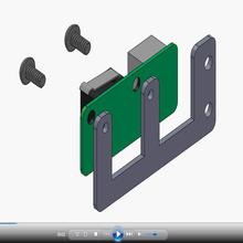 Auto Leveling Full Metal 3d printer DIY Kit Reprap Prusa i3 Stainless Steel 3d metal printer