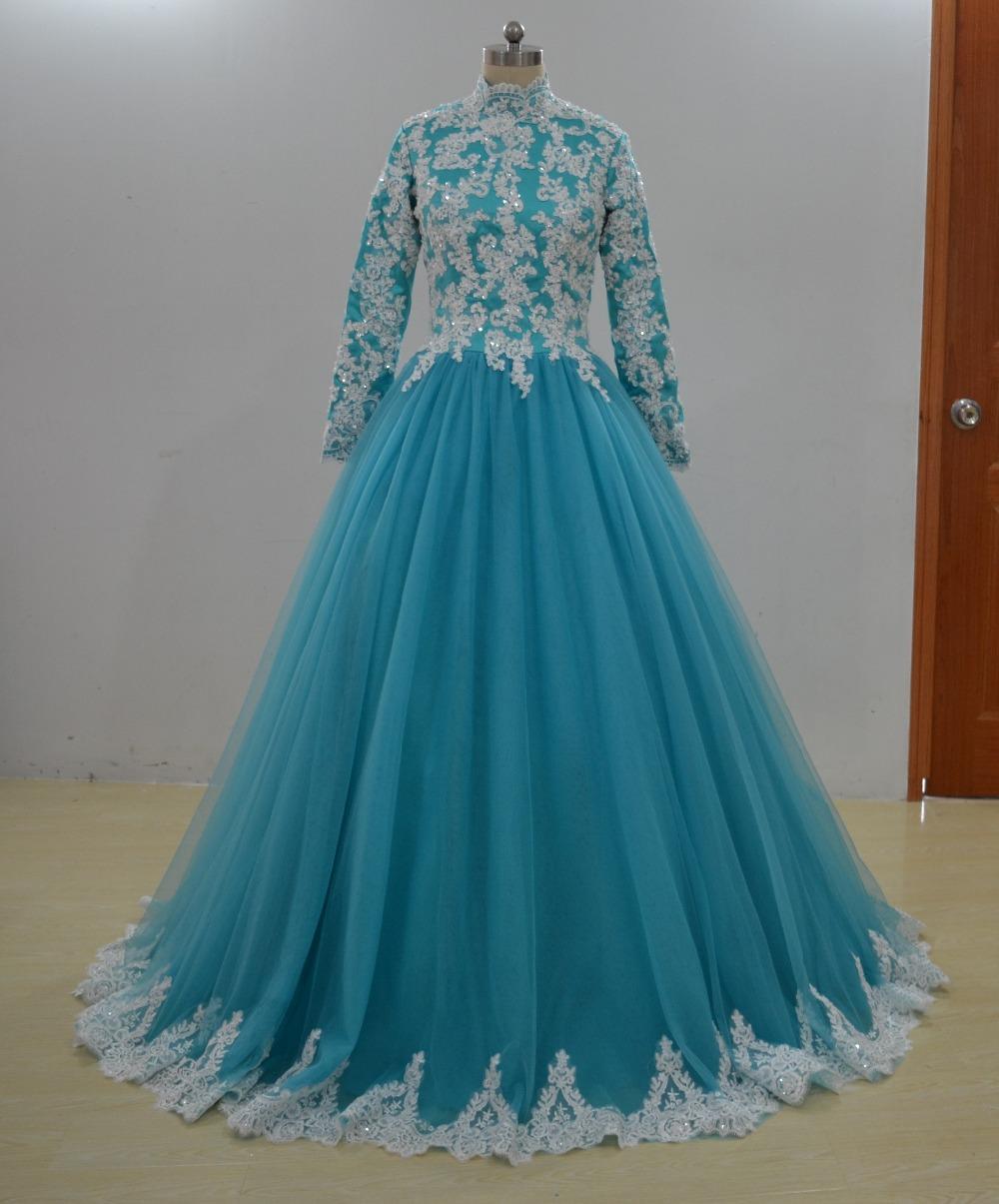 Dorable Islamic Wedding Dresses With Hijab Photos - All Wedding ...