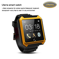 2016 Free Shipping Bluetooth Smart watch Uterra Waterproof IP68 Pedometer SmartWatch Wrist Watch For iPhone Android