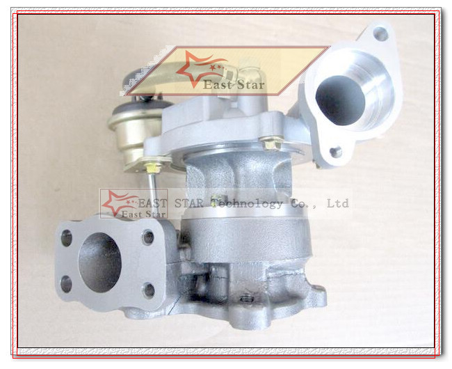 KP35 54359880009 54359700007 Turbocharger Turbo For FORD Fiesta CITROEN C2 C3 1.4HDI MAZDA 2 PEUGEOT 206 307 DV4TD 1.4L 70HP (3)