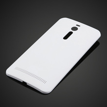 High Quality original type Back Battery Housing Cover Case For Asus Zenfone 2 Zenfone2 Luxury back cover phone case With Logo
