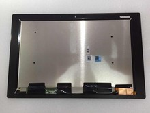 For Sony Xperia Tablet Z2 SGP511 SGP512 SGP521 SGP541 Full LCD Display Panel Touch Screen Digitizer Assembly Replacement Parts(China (Mainland))