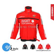 2016 F1 fans jacket Black Red winter For 46 jacket VR 46 Rossi moto gp motorcycle men jacket(China (Mainland))