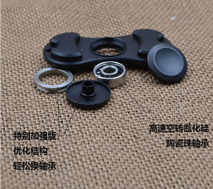 Hand Spinner fidget spinner stress cube Torqbar Brass Hand Spinners Focus KeepToy and ADHD EDC Anti Stress Toys