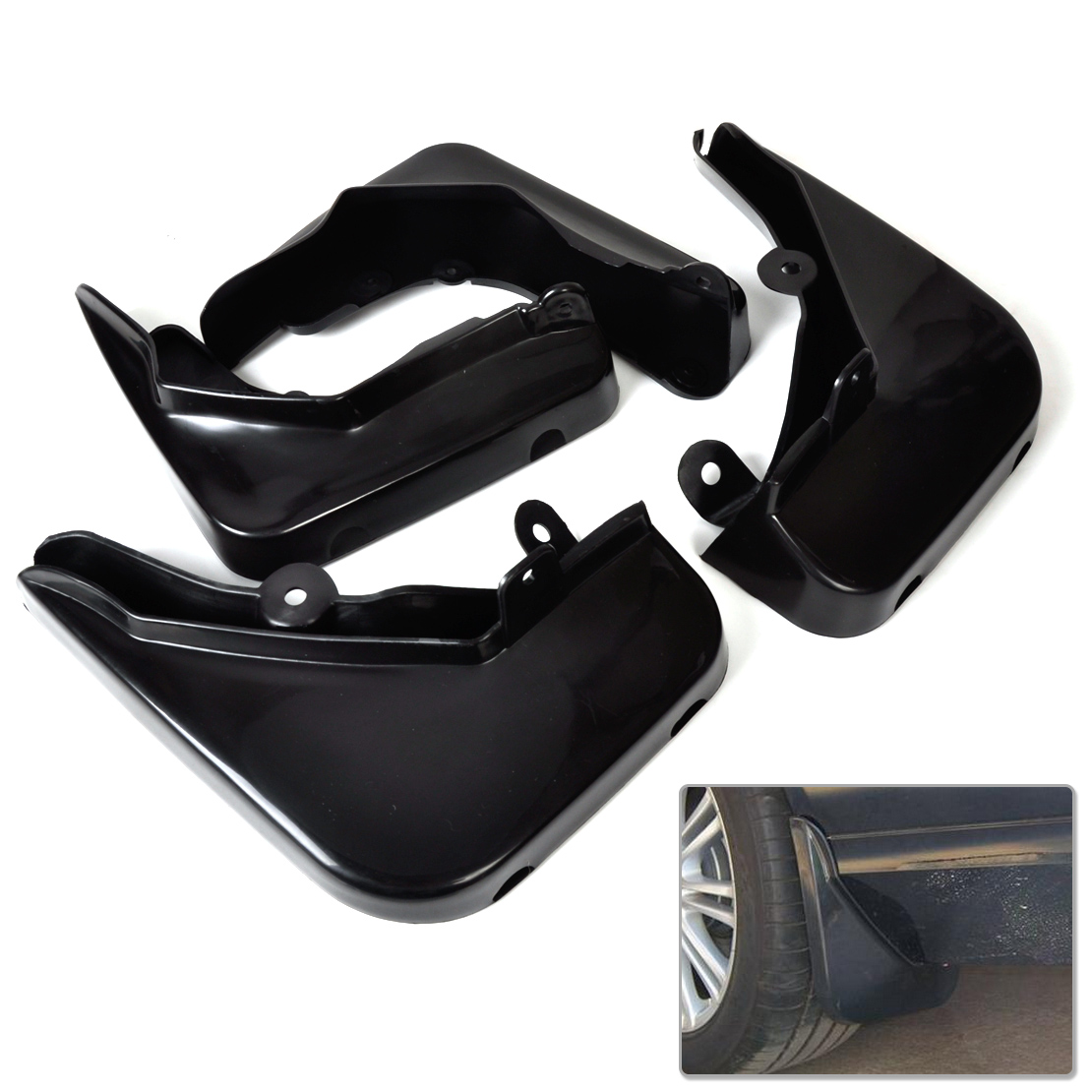 Online kaufen gro handel mercedes benz schmutzf nger for Mercedes benz ml350 mud flaps