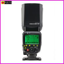 Buy Shanny SN600EX-RF Speedlite Build-in 2.4G Wireless Radio Master Slave Flash GN60 on-camera TTL HSS 1/8000s Canon for $133.48 in AliExpress store