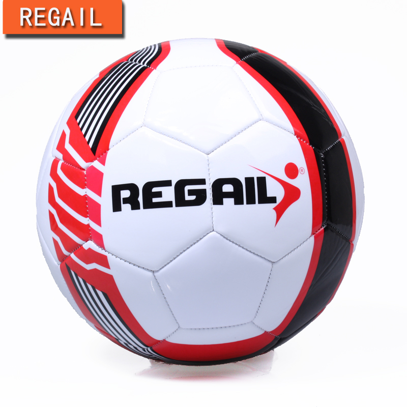 High Quality Standard Soccer Ball Training Balls Football Official Size 5 High Quality PU Soccer Ball(China (Mainland))